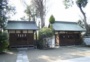 白髭神社八幡神社