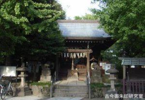渋江白髭神社