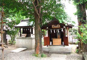 水神社・諏訪社