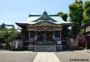 平井諏訪神社