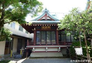平井諏訪神社神楽殿