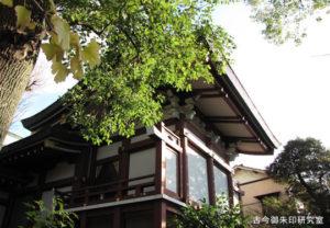 平井諏訪神社本殿