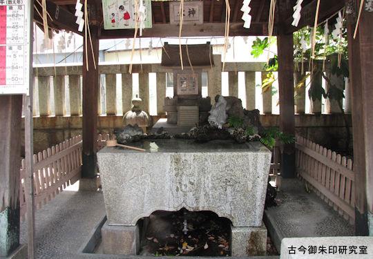 堀切天祖神社水神社