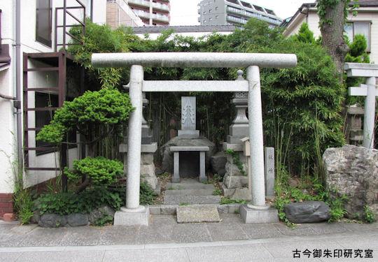 堀切天祖神社祓所