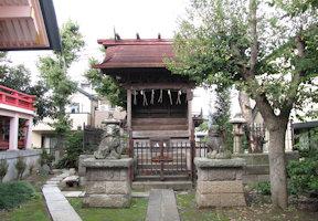 浅間神社・三峯神社