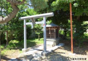 西小松川天祖神社疱瘡神社