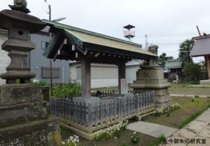 高砂天祖神社手水舎