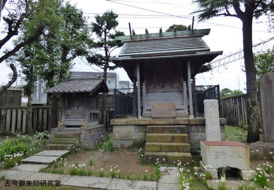 高砂天祖神社境内社