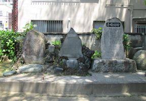 砂村囃子碑