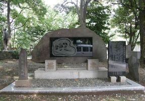 木遣りの碑