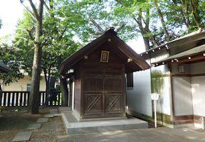 大鳥・鹿島神社
