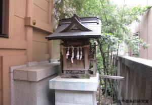 朝日神社境内社