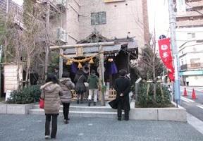 日本橋七福神詣で