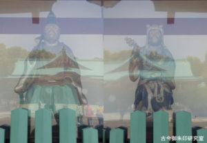 赤坂日枝神社神猿