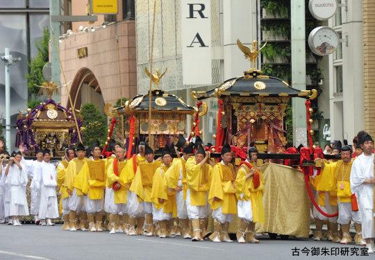 赤坂日枝神社鳳輦