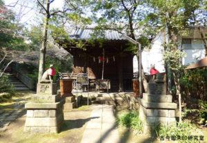 赤坂氷川神社四合稲荷神社