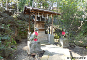 赤坂氷川神社西行稲荷神社