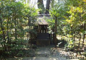 赤坂氷川神社九神社