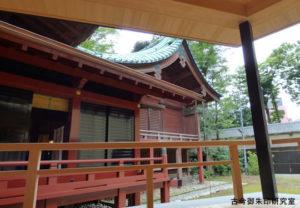 赤坂氷川神社本殿