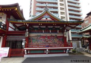 神田神社神楽殿