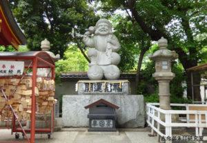 神田神社だいこく様尊像