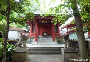 神田神社水神社