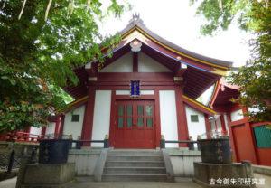 神田神社小舟町八雲神社