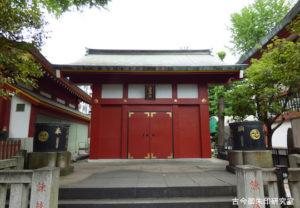 神田神社大伝馬町八雲神社