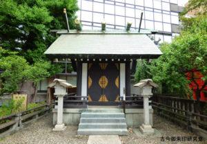 神田神社三宿・金刀比羅神社