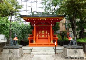 神田神社末廣稲荷神社