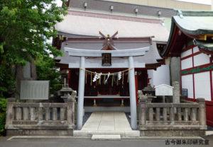 神田神社合祀殿