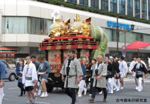 神田神社神田祭獅子頭
