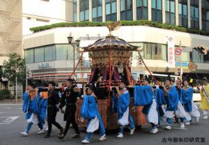 神田神社神田祭一の宮鳳輦