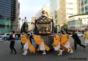 神田神社神田祭二の宮神輿