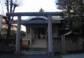 旧御穂神社