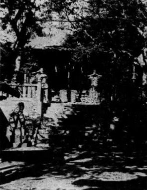 六本木天祖神社(龍土神明宮)麻布区史写真