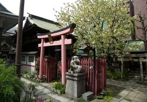 福寿神社鳥居