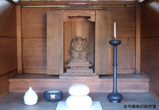 荏原七福神法蓮寺恵比寿