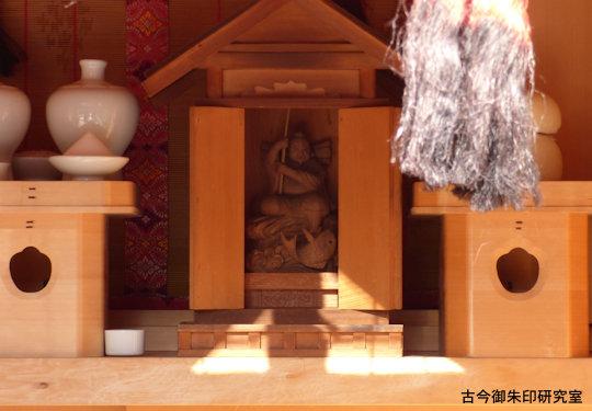 富岡八幡宮恵比須神