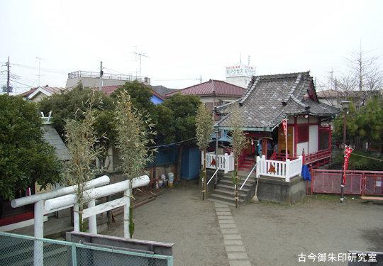 玉川弁財天・水神社
