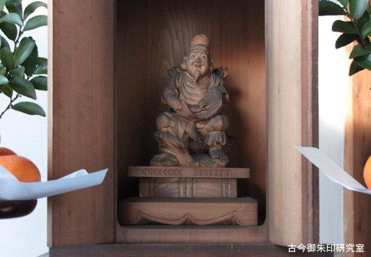 観明寺恵比寿神