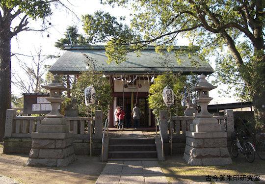 千寿七福神大川町氷川神社
