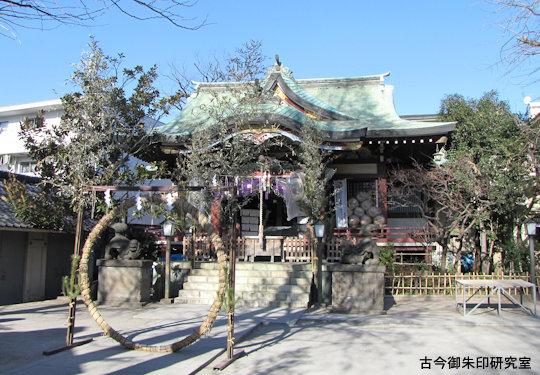 千寿七福神本氷川神社