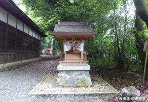 阿伎留神社占方神社