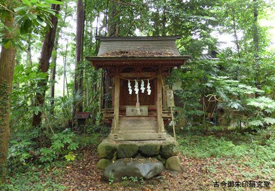 阿伎留神社大鳥神社