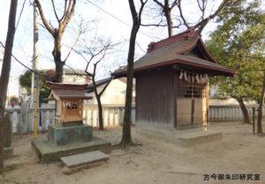 青渭神社境内社