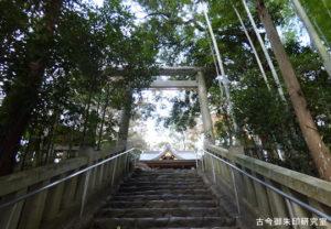 武蔵阿蘇神社二の鳥居