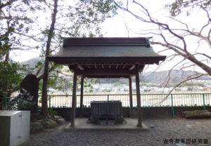 武蔵阿蘇神社手水舎