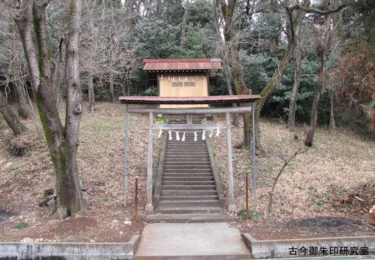阿豆佐味天神社神明社