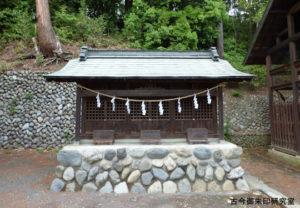 千ヶ瀬神社境内社